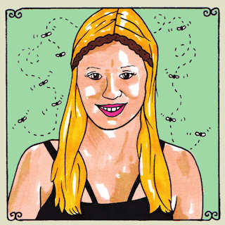 Sofia Talvik at Daytrotter Studio on Sep 21, 2012