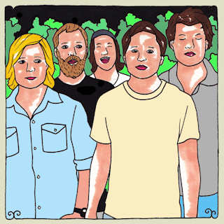 Sons of Bill at Daytrotter Studio on Aug 20, 2012