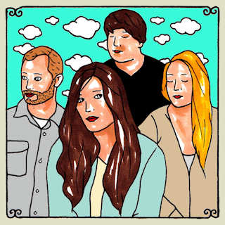 Speck Mountain at Daytrotter Studio on Dec 11, 2012