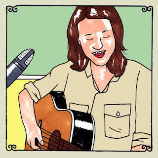 Clarence Bucaro at Daytrotter Studio on Feb 1, 2013