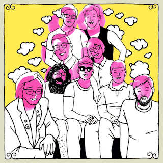 Christopher The Conquered & His Black Gold Brass Band at Daytrotter Studio on Aug 17, 2012