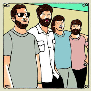 Husky at Daytrotter Studio on Sep 17, 2012