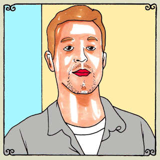 Andy Elwell at Daytrotter Studio on Nov 15, 2012