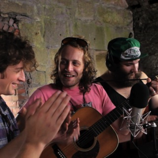 Deer Tick at Paste Ruins at Newport Folk Festival on Jul 28, 2012