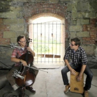 Ben Sollee at Paste Ruins at Newport Folk Festival on Jul 29, 2012