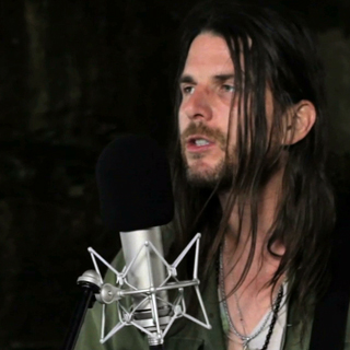 Jonathan Wilson at Paste Ruins at Newport Folk Festival on Jul 28, 2012
