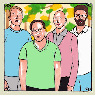 Greycoats at Daytrotter Studio on Jan 23, 2013