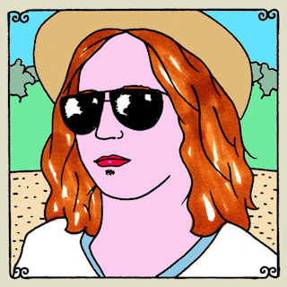 Aaron Wood at Daytrotter Studio on Sep 4, 2012