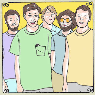 Family Lumber at Daytrotter Studio on Oct 23, 2012