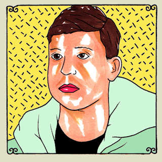 Eliot Lipp at Daytrotter Studio on Jan 18, 2013