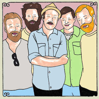 Red Wanting Blue at Daytrotter Studio on Oct 30, 2012