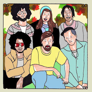 Janka Nabay & The Bubu Gang at Daytrotter Studio on Dec 18, 2012
