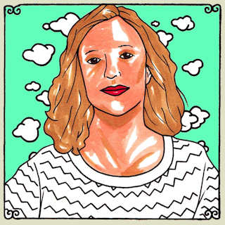 Esme Patterson at Daytrotter Studio on Nov 14, 2012