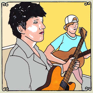 Tim Easton w/ The Madison Square Gardeners at Daytrotter Studio on Oct 16, 2012
