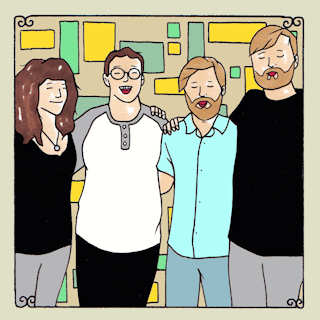 Swear And Shake at Daytrotter Studio on Jan 9, 2013