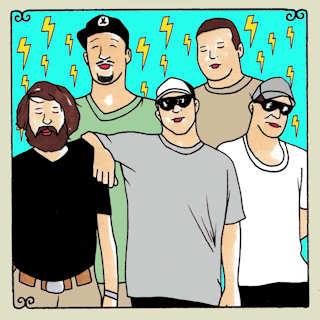 Strung Out at Studio Paradiso on Jan 16, 2013