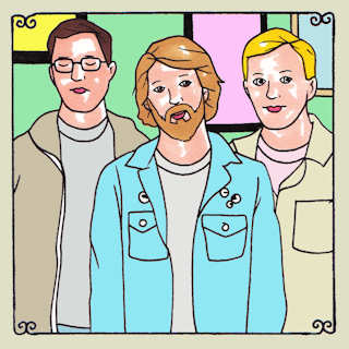 Jake Simmons and the Little Ghosts at Daytrotter Studio on Feb 26, 2013