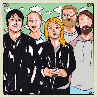 Murder By Death at Daytrotter Studio on Dec 6, 2012