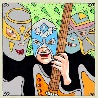 Los Straitjackets at Daytrotter Studio on Nov 7, 2012