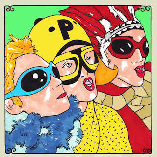 Peelander-Z at Daytrotter Studio on Dec 12, 2012
