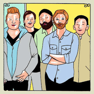 Ivan & Alyosha at Daytrotter Studio on Feb 20, 2013