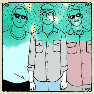 Metz at Daytrotter Studio on Nov 15, 2012