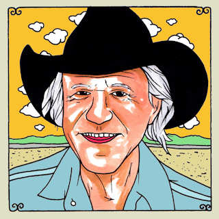 Billy Joe Shaver at Good Danny's on Jan 17, 2013