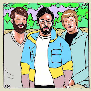 The Milkman's Union at Daytrotter Studio on May 6, 2013