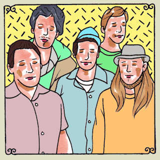 Jack Carter & The Armory at Daytrotter Studio on Oct 2, 2013