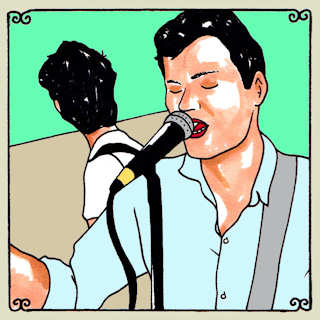 Pretty & Nice at Daytrotter Studio on Dec 5, 2012