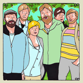 Communist Daughter at Daytrotter Studio on Jan 21, 2013