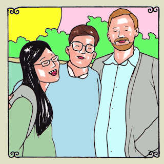 Yellow Red Sparks at Daytrotter Studio on Feb 8, 2013