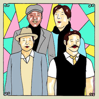 Vintage Trouble at Daytrotter Studio on Jan 14, 2013