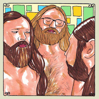 Red Fang at Daytrotter Studio on Jan 25, 2013