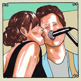 Dolly Varden at Daytrotter Studio on Feb 18, 2013