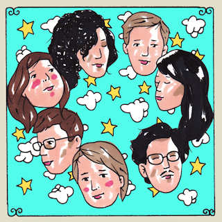 Ava Luna at Daytrotter Studio on Apr 8, 2014