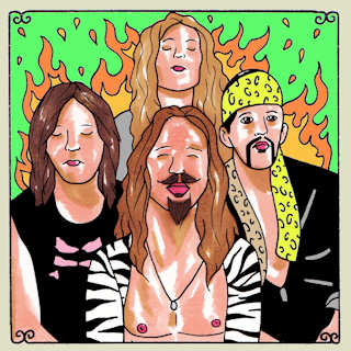 The Darkness at Daytrotter Studio on Mar 7, 2013