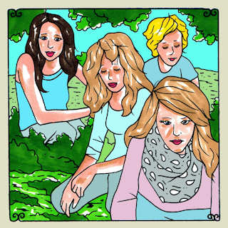SHEL at Daytrotter Studio on Apr 29, 2013