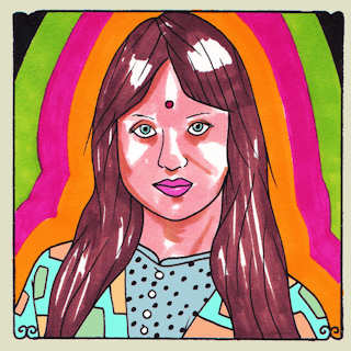 Anya Skidan at Daytrotter Studio on Mar 6, 2013