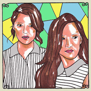Lily & Madeleine at Daytrotter Studio on May 31, 2013