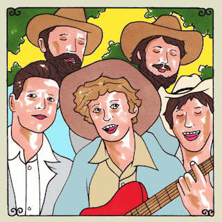 Sam Doores + Riley Downing & The Tumbleweeds at Daytrotter Studio on Apr 10, 2013
