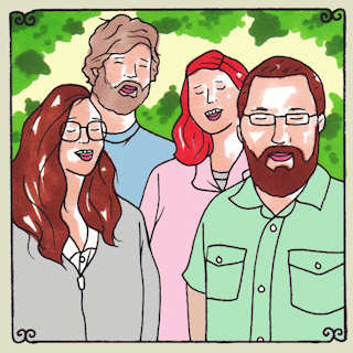 Annie and The Beekeepers at Daytrotter Studio on May 14, 2013