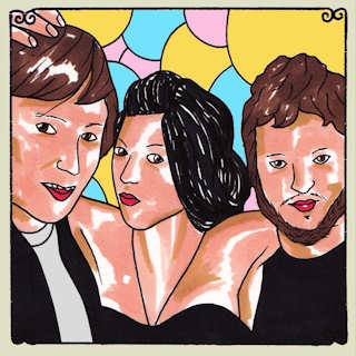 Nico Vega at Daytrotter Studio on Mar 12, 2013