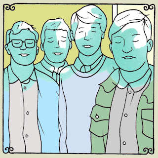 Ski Lodge at Daytrotter Studio on Jun 25, 2013