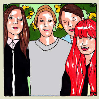 The Lovely Bad Things at Daytrotter Studio on Apr 9, 2013