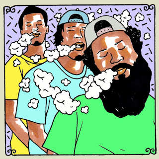 Flatbush Zombies at Good Danny's on Jul 25, 2013