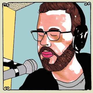 Nathan Reich at Daytrotter Studio on Apr 24, 2013