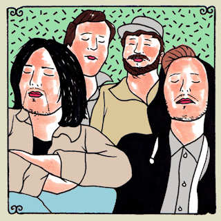 Cheatahs at Daytrotter Studio on Apr 17, 2013