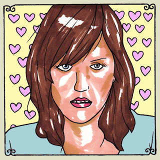 Emily Wells at Daytrotter Studio on Aug 19, 2013