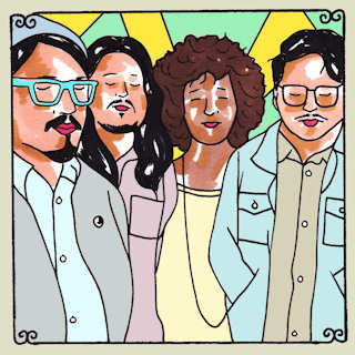The Tontons at Daytrotter Studio on May 16, 2013